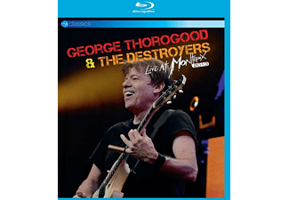 George & The Des Thorogood - Live At Montreux 2013 (Blu-Ray) - (Blu-ray)