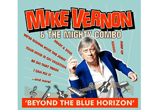 The Mighty Combo, Mike Vernon - Beyond The Blue Horizon - (CD)