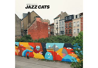 Lefto Presents Jazz Cats CD