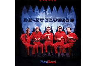 Devo - Total Devo (30th Anniv.2LP+MP3-Defcon Disco) - (LP + Download)