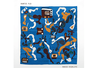Auntie Flo - Radio Highlife - (Vinyl)