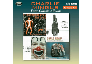 Charles Mingus - Four Classic Albums - (CD)