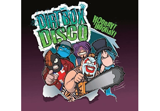 Dirt Box Disco - Hooray! Hooray! - (CD)