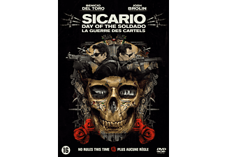 Sicario: Day of the Soldado - DVD