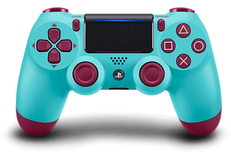PLAYSTATION Draadloze controller PS4 Dualshock 4 V2 Berry Blue (9718611)