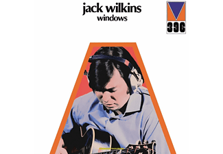 Jack Wilkins - Windows - (Vinyl)