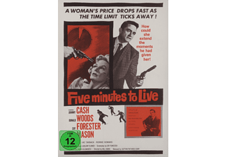 - Five Minutes to Live - (DVD)