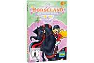 Horseland - Die Pferderanch - Staffel 1 [DVD]