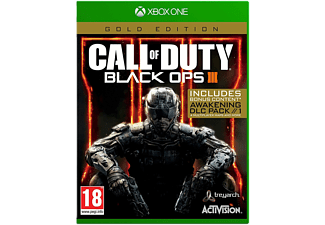 Call of Duty: Black Ops III Gold Edition UK Xbox One