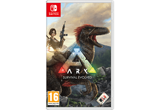 Ark: Survival Evolved Switch