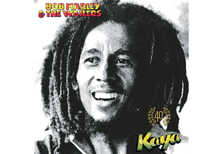 Bob Marley & The Wailers - Kaya 40 LP