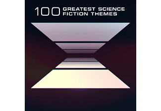 London Music Works, Prague Philharmonic Orchestra - 100 Greatest Science Fiction Themes - (CD)