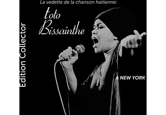 Toto Bissainthe - A New York - (CD)