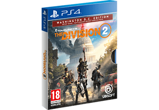 Tom Clancy's The Division 2 Washington, D.C. Edition NL/FR PS4
