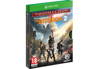 Tom Clancy's The Divison 2 Washington, D.C. Edition NL/FR Xbox One