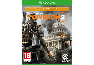 Tom Clancy's The Division 2 Gold Edition NL/FR Xbox One