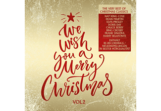 VARIOUS - We Wish You A Merry Christmas Vol.2 The Very Best - (CD)
