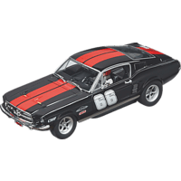 """CARRERA (TOYS) Ford Mustang GT """"No.66"""" Spielzeugauto, Mehrfarbig"""