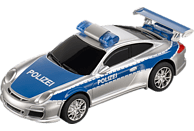 CARRERA (TOYS) Action Chase Rennbahn, Mehrfarbig