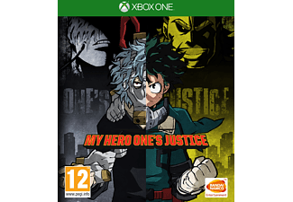 My Hero: One's Justice UK Xbox One