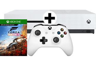 MICROSOFT Xbox One S 1TB Forza Horizon 4 Bundle