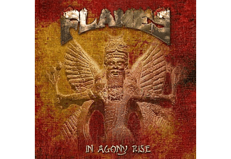 The Flames - In Agony Rise - (CD)