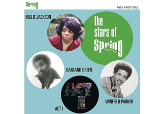 "VARIOUS - The Stars Of Spring (4-Track 7"") - (Vinyl)"