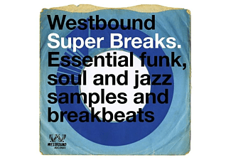 VARIOUS - Westbound Super Breaks (2LP-Set) - (Vinyl)