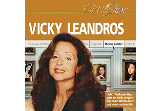 Vicky Leandros - My Star - (CD)