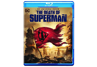 Warner Bros. Death OF Superman