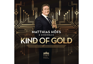 Matthias Höfs & Ensembles - KIND OF GOLD - (CD)