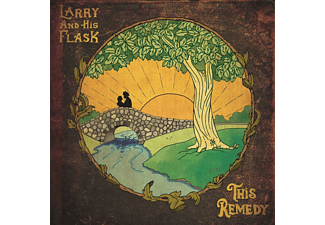 Larry & His Flask - This Remedy - (Vinyl)
