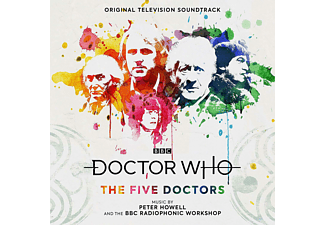 Bbc Radiophonic Workshop - Doctor Who-The Five Doctors - (CD)