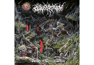 Outer Heaven - REALMS OF ETERNAL DECAY - (CD)