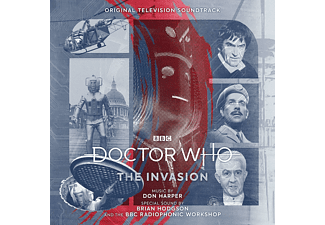 Bbc Radiophonic Workshop - Doctor Who - The Invasion - (CD)