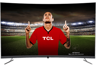 TCL 65DP670, 165.1 cm (65 Zoll), UHD 4K, SMART TV, LED TV, 1500 PPI, DVB-T2 HD, DVB-C, DVB-S2