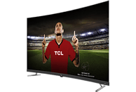 TCL 55DP670 LED TV (Curved, 55 Zoll/139.7 cm, UHD 4K, SMART TV)