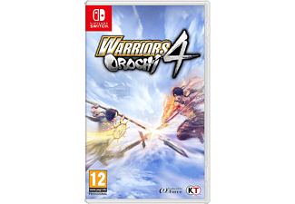 Switch - Warriors Orochi 4 /D