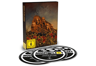 Opeth - Garden Of The Titans (Opeth Live at Red Rocks Amph - (DVD + CD)