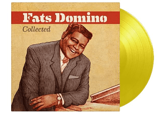 Fats Domino - Collected (ltd gelbes Vinyl) - (Vinyl)