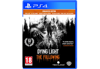 PS4 - Dying Light: The Following - Enhanced Edition /D/F