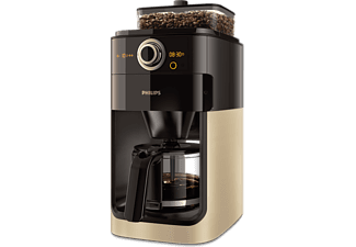 PHILIPS Percolateur Grind & Brew (HD7768/90)