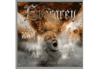 Evergrey - Recreation Day (Remasters Edition Digipak) - (CD)
