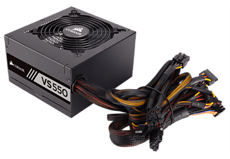 CORSAIR Bloc d'alimentation VS550 80 Plus V2 (CP-9020171-EU)
