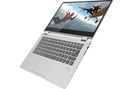 LENOVO Yoga 530, Convertible mit 14 Zoll Display, Core™ i5 Prozessor, 8 GB RAM, 256 GB SSD, GeForce MX130, Mineral Grey