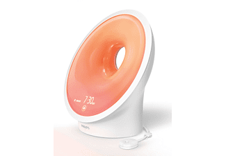 PHILIPS Sleep and WakeUp Light HF3671/01 Somneo Connected weiß