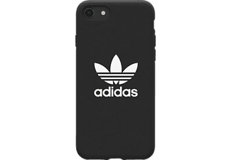 ADIDAS 29938 OR MOULDED CASE IP 6 7 8 BLACK Handyhülle, Schwarz, passend für Apple iPhone 6/7/8