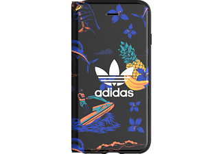 ADIDAS ORIGINAL OR BO. Case Handyhülle, Apple iPhone 6/7/8, Schwarz