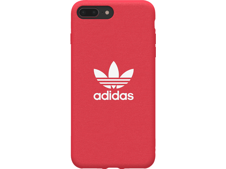 ADIDAS  OR Moulded Case Backcover Apple iPhone 6 Plus/7 Plus/8 Plus Thermoplastisches Polyurethan Rot   08718846056304