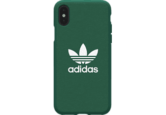 ADIDAS ORIGINAL Moulded Case Handyhülle, Apple iPhone X, Grün